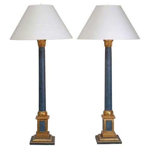 lighting columns for sale corintian column ls for sale at 1stdibs