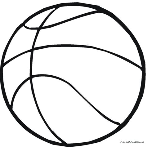coloring pages with basketball get this free basketball coloring pages 119160