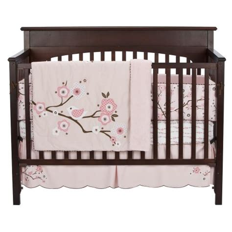 bedding migi blossom 4 crib set