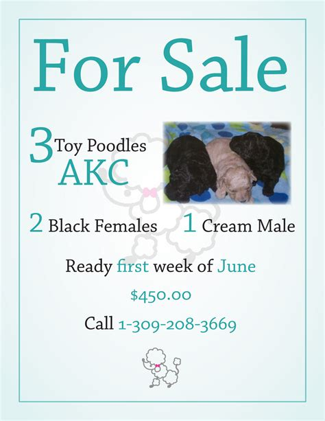 Puppy For Sale Flyer Templates eks designs may 2011