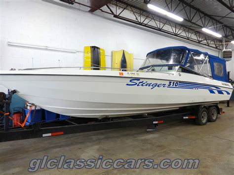 miami vice boat canvas chris craft 31 stinger 1984 for sale for 1 000 boats