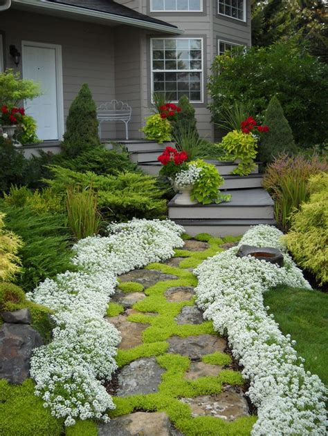 best 25 front yard walkway ideas on pinterest front sidewalk ideas yard landscaping and