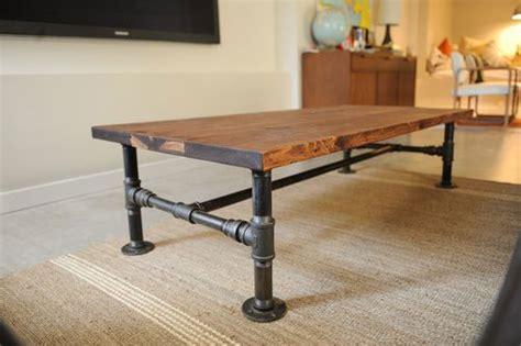 Diy Industrial Coffee Table Unique Ideas For Diy Rustic Furniture Rustic Crafts Chic Decor