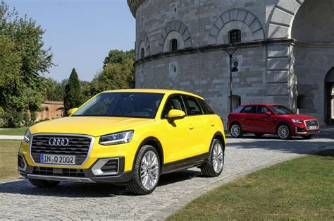 Audi Model Numbers by Trying To Decipher Audi S New Numbering System Autocar