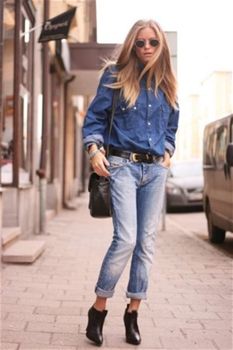 Blouse Wanita Clasic Black blue black ankle boots blue denim vintage shirts