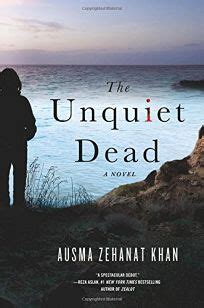 among the ruins a mystery getty and esa khattak novels books fiction book review the unquiet dead by ausma zehanat