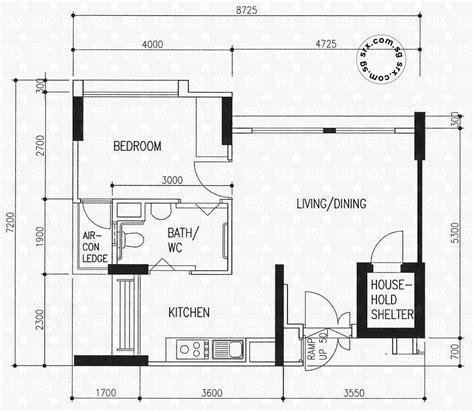 the gardens at bishan floor plan bishan street 11 hdb details srx property
