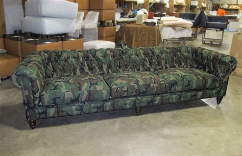 camouflage couch the epic camo chesterfield eclectic sofas charlotte