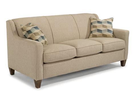 Flexsteel Living Room Fabric Queen Sleeper 5118 44 The Sleeper Sofa Stores
