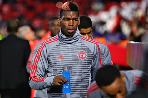 paul pogba wants to be man utd news paul pogba told he will never be the