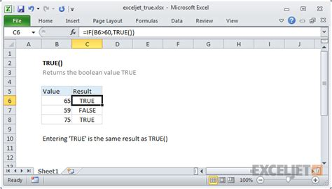 excel format values where this formula is true how to use the excel true function exceljet