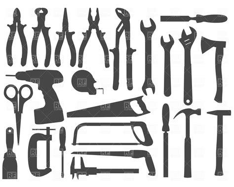 free tool 25 popular woodworking tools clipart egorlin