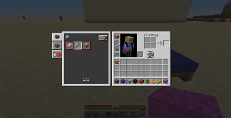 minecraft bed recipe mc 115815 bed recipe can be displayed in 2x2 inventory