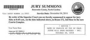 jury duty in buncombe county nc 10 things you want to