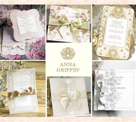 Anna Griffin Wedding Invitations Sunshinebizsolutions Com Griffin Invitation Template