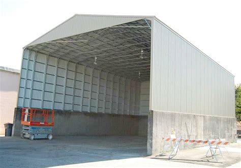 Versatube Shed by Custom Steel Building From Versatube 174 Is Solution To