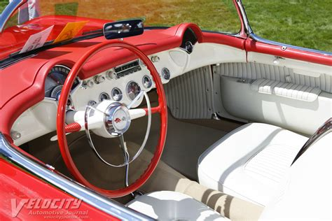 Home Journal Interior Design picture of 1955 chevrolet corvette
