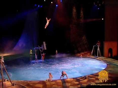 russian swing quot o quot by cirque du soleil russian swing act youtube