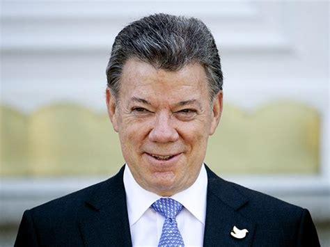 presidente de colombia 2016 colombia juan manuel santos gana el premio nobel de la
