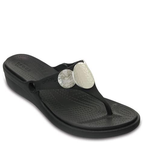 26 5 Wedges Slip On Chanel 4416 Sale 1 crocs sanrah embellished wedge s slip on ebay