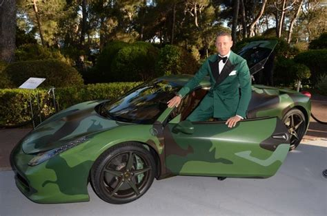 Camo Ferrari 458 Italia Sells For 1 1 Million At Aids