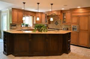 unique kitchen islands two tone kitchen manasquan new jersey by design line kitchens
