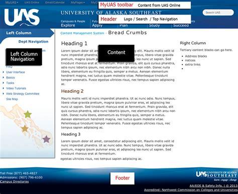 content management system templates content management system template of alaska