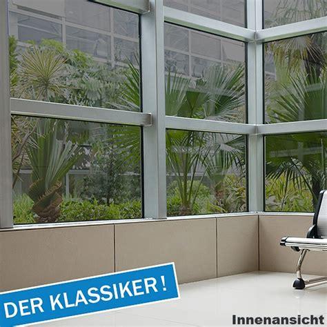 Sichtschutzfolie Fenster Dunkel by Sonnenschutzfolie Silber Dunkel Aussenmontage
