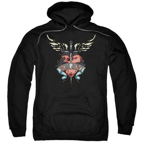 Jaket Sweater Hoodie Zipper Bonjovi bon jovi hoodie daggered black sweatshirt hoody bon jovi daggered shirts