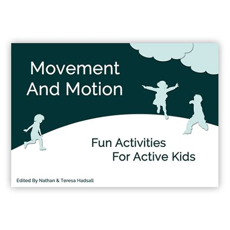 motion picture books movement motion activities for active