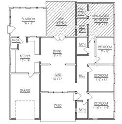 floor plans for additions house addition plans 17 best 1000 ideas about home