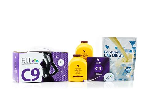 Forever Living Products 9 Day Detox by Forever Living C9 9 Day Cleanse Chocolate O Mara