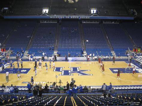 section 14 a rupp arena section 14 rateyourseats com