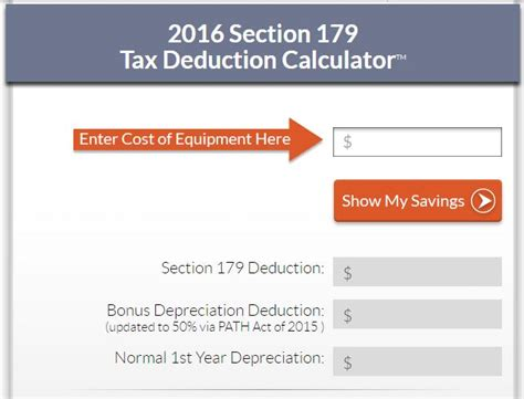 section 179 calculator small businesses gain from permanent tax breaks