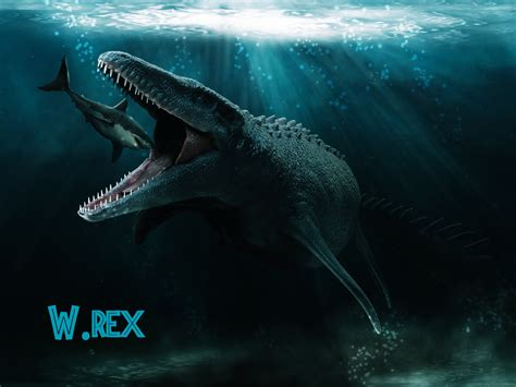 imagenes nuevas de jurassic world mosasaurus 3d jurassic world by wolfhooligans on deviantart
