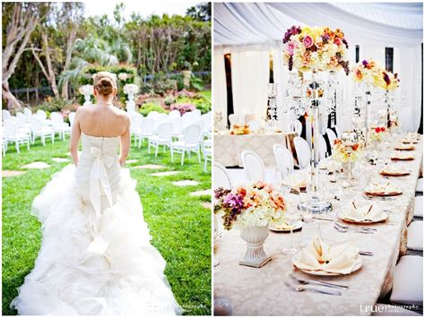 rancho santa fe estate wedding with claire and guy regal french wedding at the emma estate in rancho santa fe