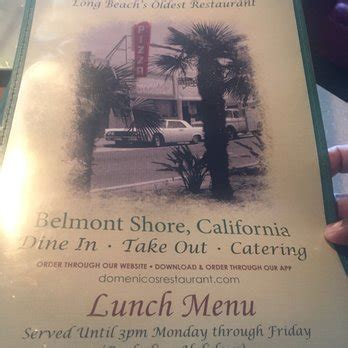 table pizza belmont shore domenico s belmont shore order food 474 photos