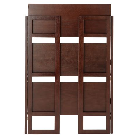 Stackable Folding Bookcase java solid wood stackable folding bookcase the container