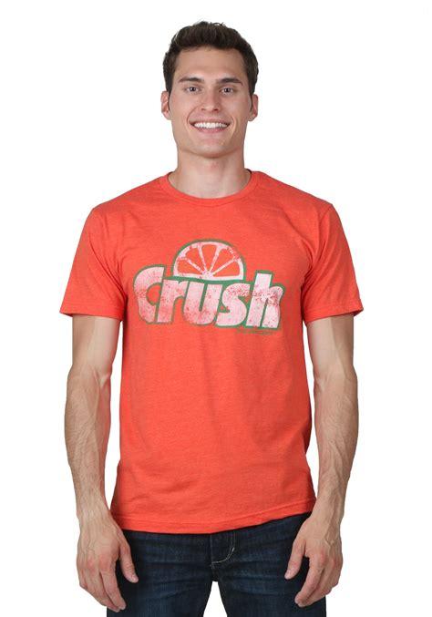 Tshirt Pemburu 1 orange crush s t shirt