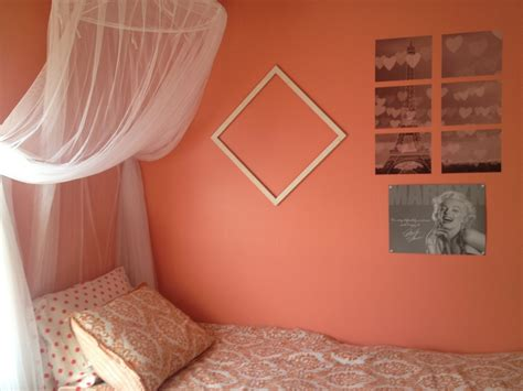 Salmon Colored Curtains Designs My Room