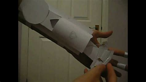 How To Make A Paper Assassin S Creed Blade - assassins creed iii paper switch blade new blade