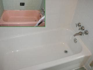 Porcelain Bathtub Paint by Bathroom Colors That Tone Pink Ish Tub Granite