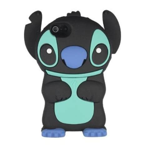 Jack White Furniture by Disney 3d Stitch Protective Silicone Case Cover For New