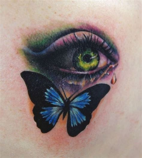 crying eye tattoo pin by on best ideas in the world
