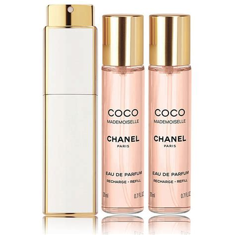 Eau De Parfum Chanel chanel coco mademoiselle eau de parfum twist and spray