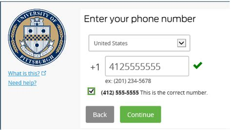section 8 pittsburgh phone number multifactor authentication at pitt university of