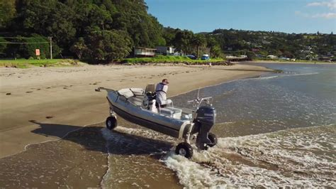 sealegs boat video sealegs hibious boat youtube