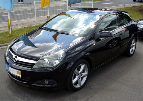 opel gtc 2008 2008 opel astra h gtc pictures information and specs