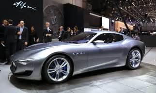 Future Maserati Cars Maserati To Launch Alfieri Sports Car Kill Granturismo