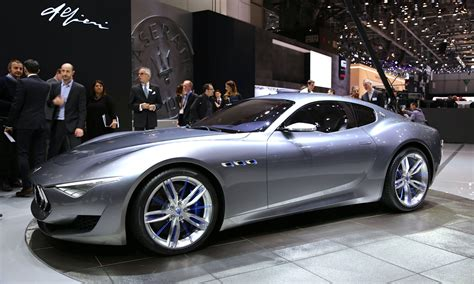 maserati 4 door sports car maserati to launch alfieri sports car kill granturismo